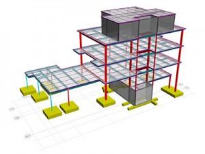Building model CAD